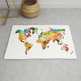 world map 71 Rug