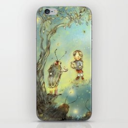 Firefly Forest iPhone Skin