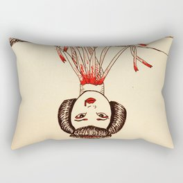 Devoted Love Rectangular Pillow