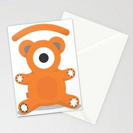tedd.eye bear Stationery Cards