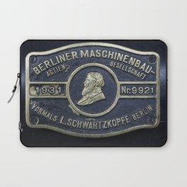 Berliner Maschinenbau Aktien-Gesellschaft Laptop Sleeve