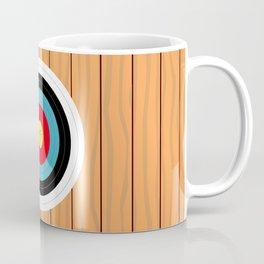 Shooting Target Coffee Mug
