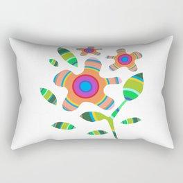 happy summer Rectangular Pillow