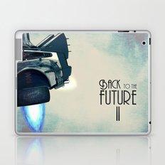 Back to the future II Laptop & iPad Skin
