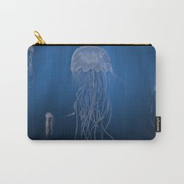 Jellyfish Entangled Carry-All Pouch