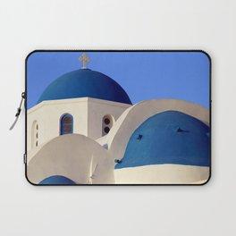 Greek church Laptop Sleeve