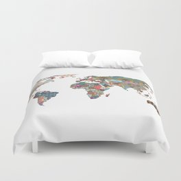 Louis Armstrong Told Us So Duvet Cover