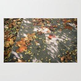 Autumn on the Ground Rug