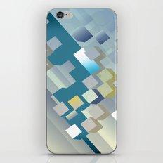 dawn breaks over harrisville iPhone & iPod Skin