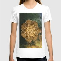 celtic T-shirts featuring Celtic Gold by Lynn Bolt