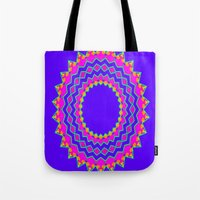 royal Tote Bags featuring Royal by Puttha Rayan Ali