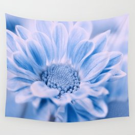 Aster Blue 103 Wall Tapestry