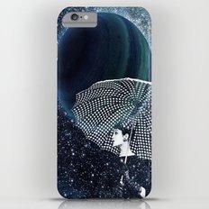 Sparkling stars Slim Case iPhone 6 Plus