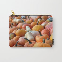 Autumn Flavour Pumpkin Carry-All Pouch