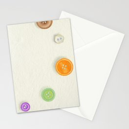 buttons Stationery Cards