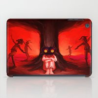 majora iPad Cases featuring MAJORA MASK by Veylow