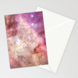 Orion Nebulas Thousands of Stars Stationery Cards