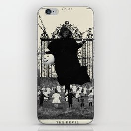 Fig. XV - The Devil iPhone Skin