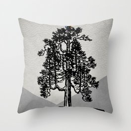 Poster Project   Rise Throw Pillow