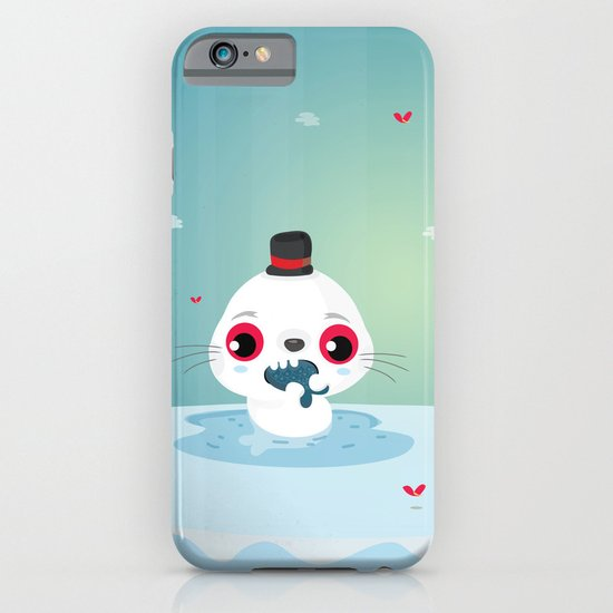 Seal iPhone & iPod Case