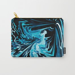 Making Waves In Abstract Carry-All Pouch