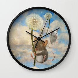 Dandemouselings Wall Clock