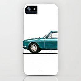 Lancia Fulvia iPhone Case
