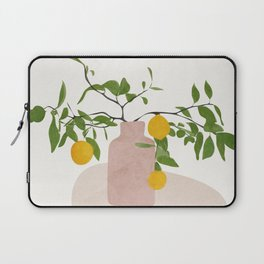 Lemon Branches Laptop Sleeve