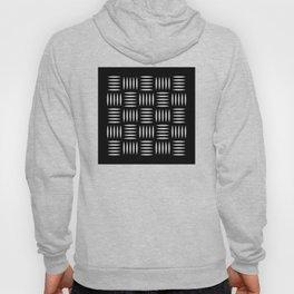 Geometric Pattern 131 (Industrial floor) Hoody