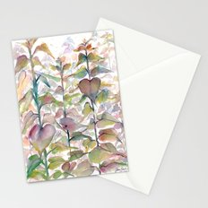Wild flowers II Stationery Cards