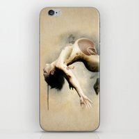 mom iPhone & iPod Skins featuring Mom by Subcon