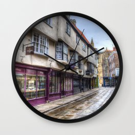 The Shambles York Wall Clock