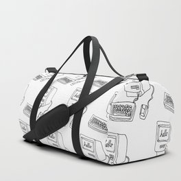 What would Steve say? Duffle Bag