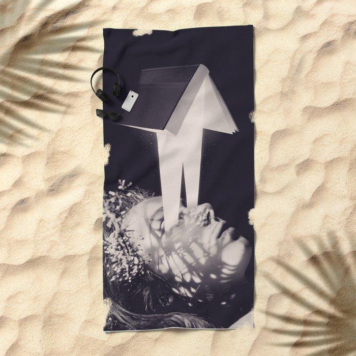 Enlighten Beach Towel