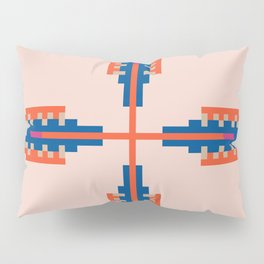 Southwest Vibe Festival Style Pillow Sham