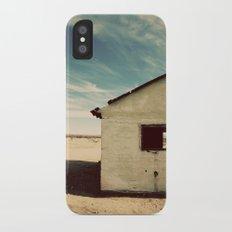 Desert House - Color Slim Case iPhone X