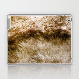 Fluffy Fur Laptop & iPad Skin