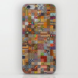 Ethnic Patterns iPhone Skin