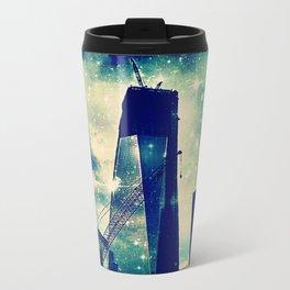 freedom tower Travel Mug