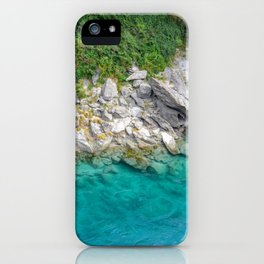 Turquoise Water, New Zealand #2 iPhone Case