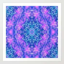 Have a Blessed Oestera! Art Print