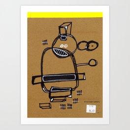 649 Art Print