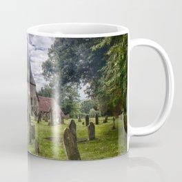 St Mary Barcombe Coffee Mug