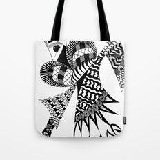 Ubiquitous Bird Tote Bag