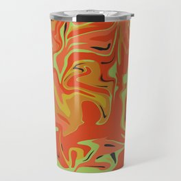 Papaya Juice Travel Mug
