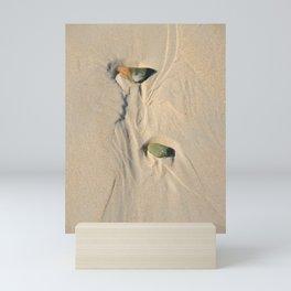 Beach Art 4 Mini Art Print