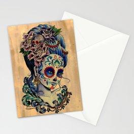Marie de los Muertos Stationery Cards
