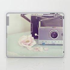 Polaroid, I Love You Laptop & iPad Skin