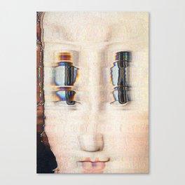 Digitex Triacotine 29 Canvas Print