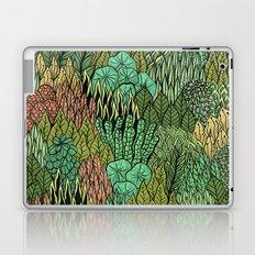 April Leaves Laptop & iPad Skin